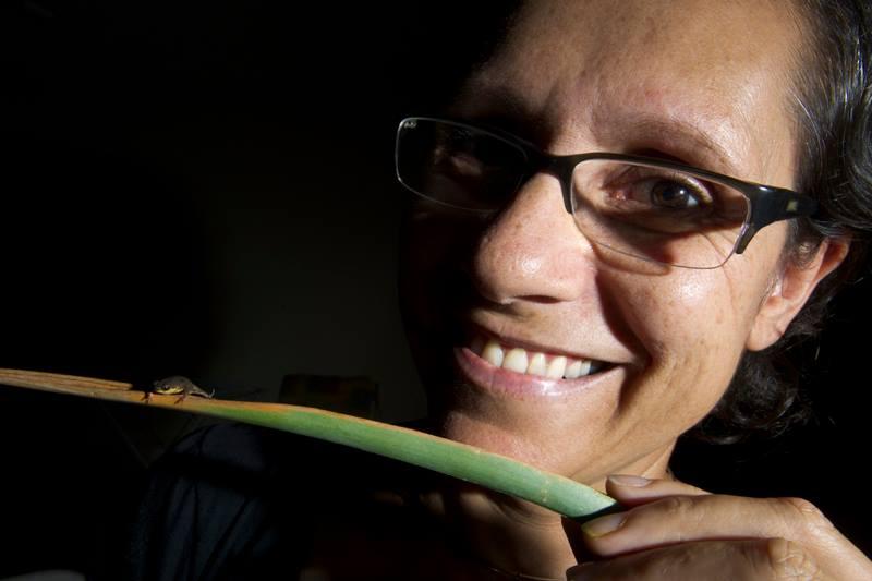 O Brasil perde a ornitóloga Bianca Reinert – uma apaixonada pelo bicudinho-do-brejo