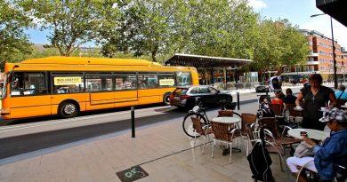 Cidade francesa comemora resultado de projeto de transporte público gratuito para população