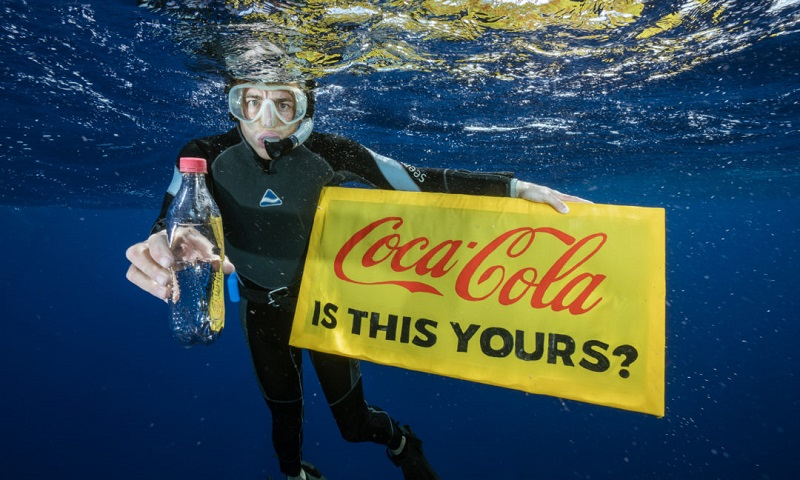 Coca-Cola, PepsiCo e Nestlé são maiores poluidoras de lixo plástico do planeta, denunciam ONGs internacionais