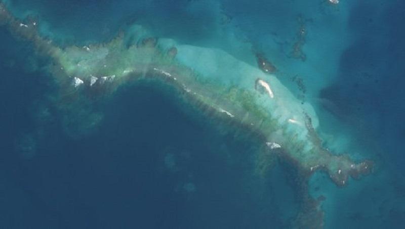 Ilha no Havaí desaparece depois de passagem de furacão