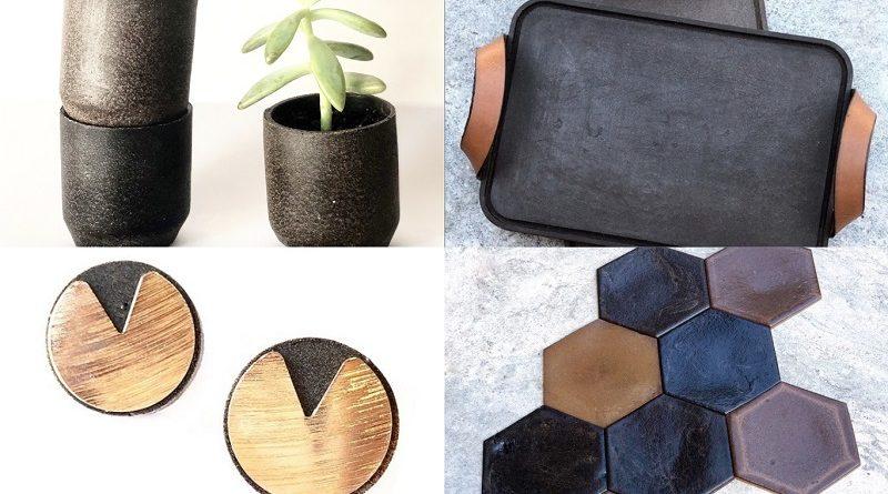 Marca brasileira transforma borras de café em (bio)joias e objetos de decoração