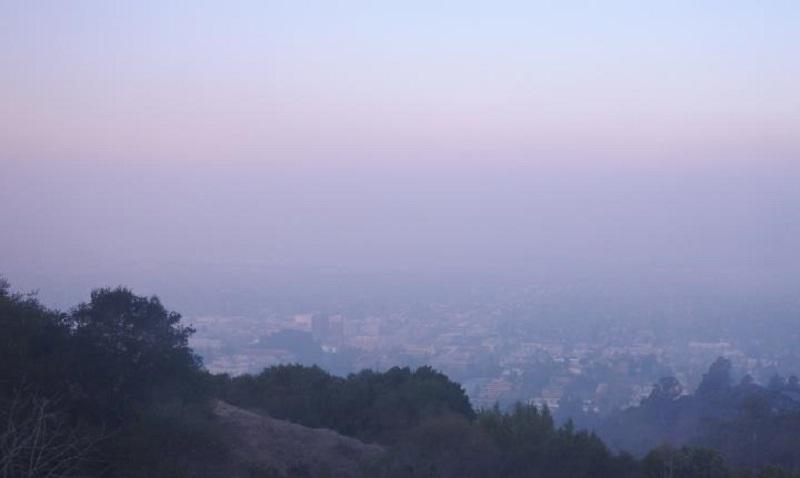 Fumaça de incêndios da Califórnia faz com que poluição em São Francisco atinja níveis alarmantes