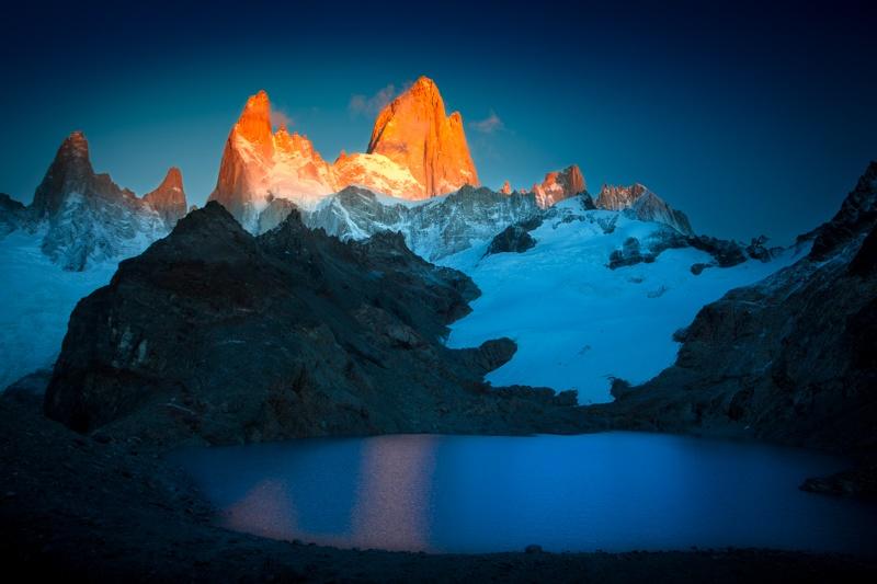 Dos Andes ao Espinhaço em cinco dias