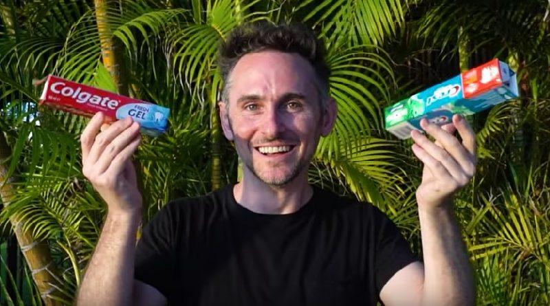 Pasta de dente precisa mesmo ser vendida em caixa? Os islandeses decidiram que não!