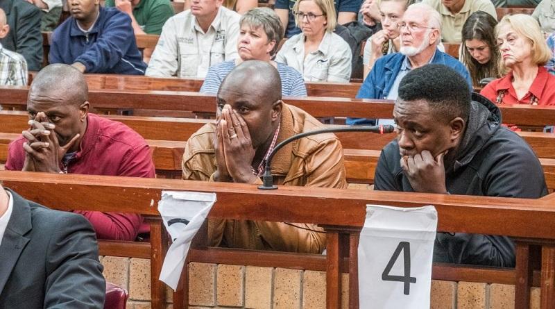 Caçadores de rinocerontes passarão 25 anos na prisão, em condenação histórica na África do Sul