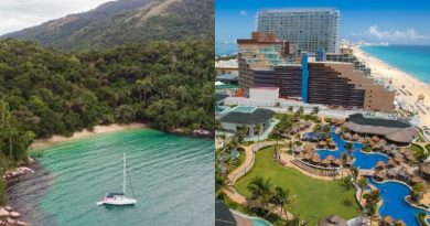 """Angra dos Reis e Estação Ecológica de Tamoios serão uma """"nova Cancun"""", afirma Bolsonaro"""