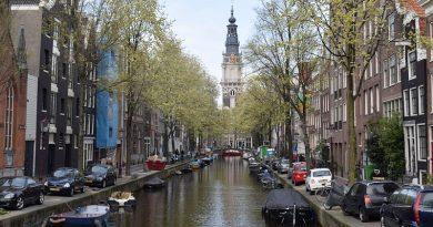 veículos a diesel e gasolina serão banidos de Amsterdam