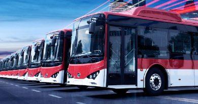 Chile tem maior frota de ônibus elétricos da América Latina