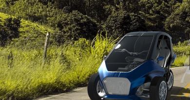 Moto ou carro? É o Gaia, o novo veículo elétrico brasileiro