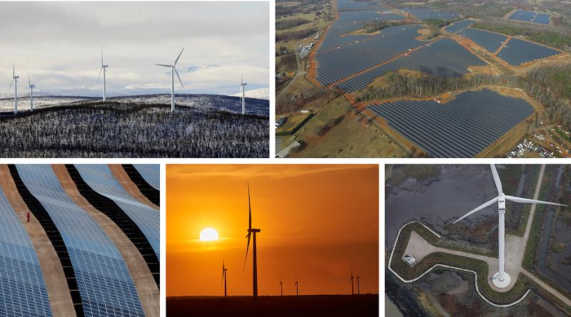 Google faz investimento bilionário em compra e financiamento de novos projetos de energia renovável
