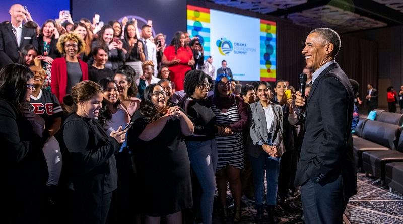 Fundação Obama abre inscrições para bolsas a jovens líderes nas Universidades de Chicago e Columbia