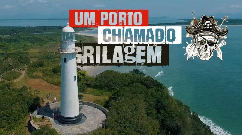 """""""Um Porto chamado Grilagem"""" mostra abusos e corrupção nos bastidores da possível construção de porto em frente à Ilha do Mel, no Paraná"""