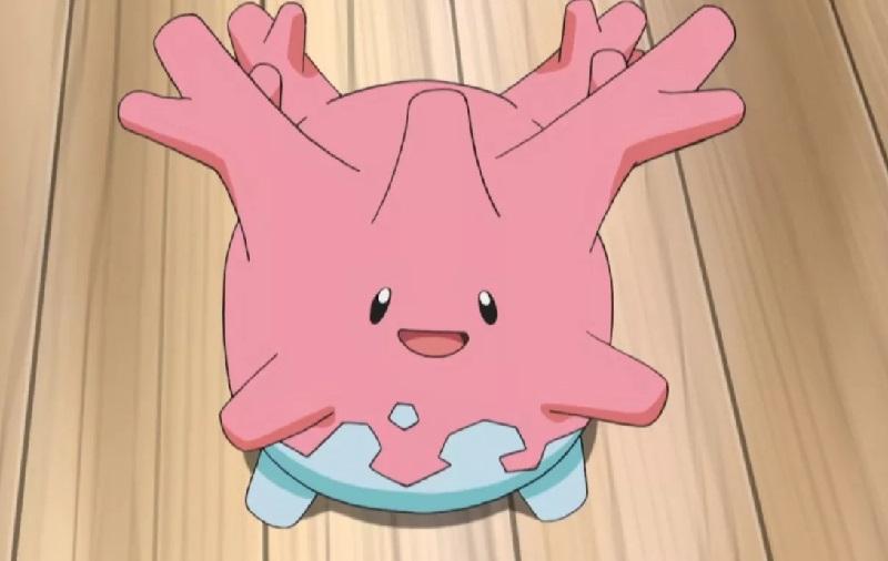 Novo personagem Pokémon é um coral morto, extinto por causa da mudança climática