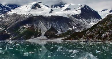 montanha no alaska