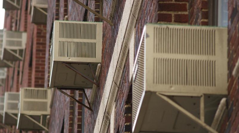 ar condicionados liberam gás HFC