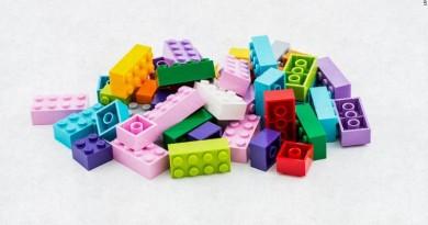 blocos de montar lego
