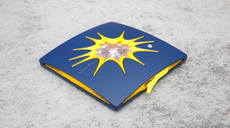 recarregador solar Little Sun