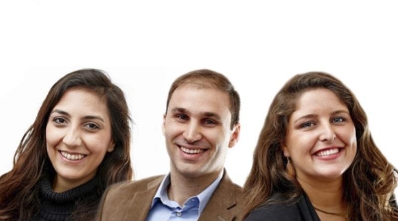 pesquisadores brasileiros premiados no Green Talents