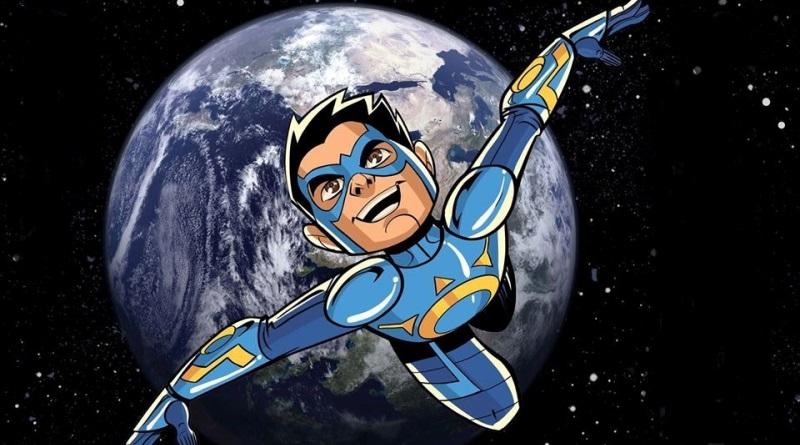 Chakra, o novo super-herói das mudanças climáticas