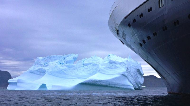 iceberg - clima