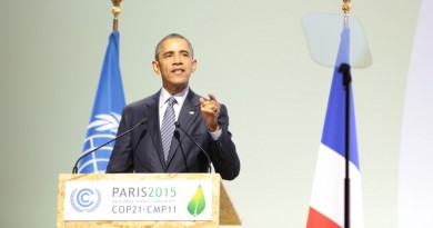 Obama defende compromisso legal em novo acordo climático global