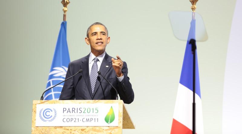 Obama defende compromisso legal em novo acordo climático global