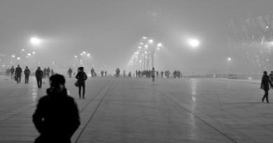 poluição Pequim