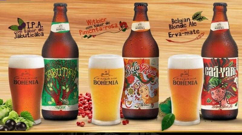 cerveja artesanal com sabor da biodiversidade brasileira