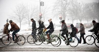 bicicletas na noruega