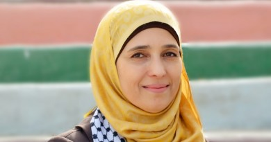 professora palestina ganhou Global Teacher Prize
