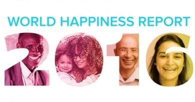 ranking de felicidade