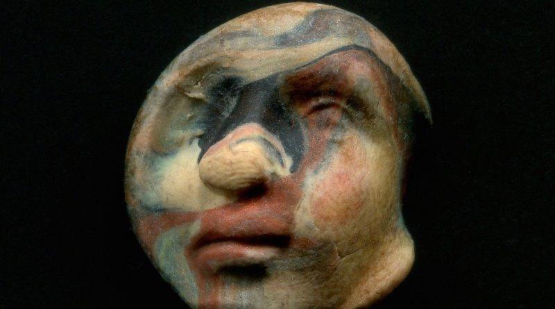 máscaras de pedra