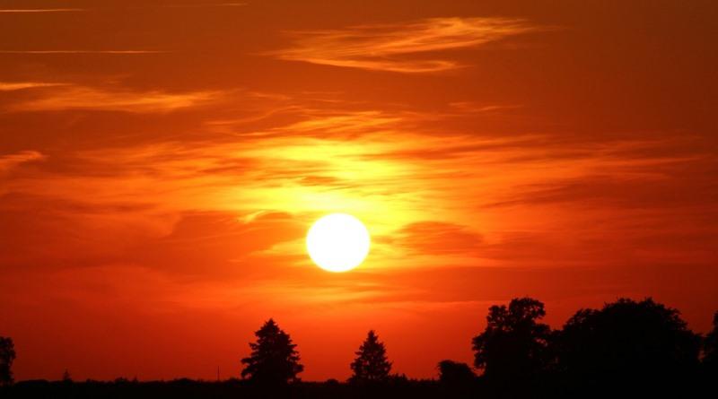calor faz com que abril de 2016 bate novo recorde de temperatura