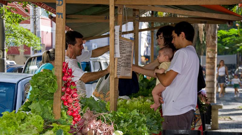feiras orgânicas Rio de Janeiro