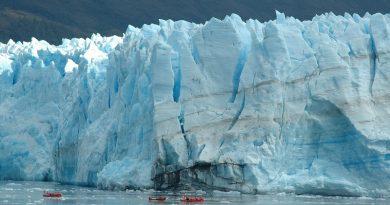 glaciais