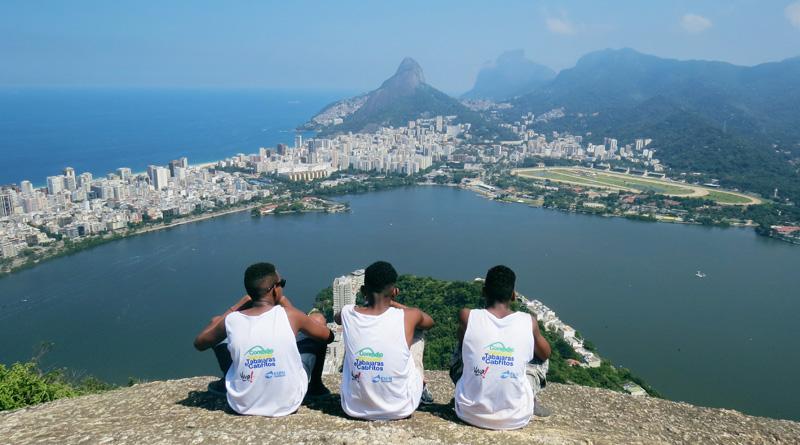 Morro dos Cabritos/Rio de Janeiro