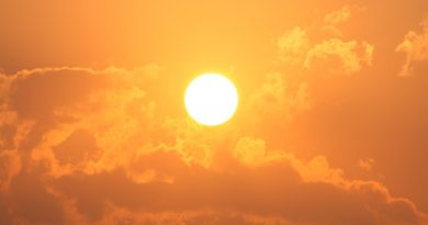 julho bate todos os recordes de calor