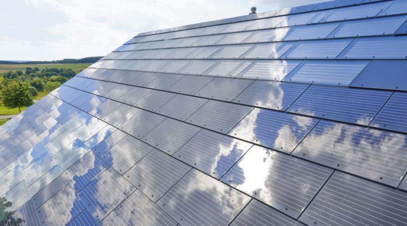 telhado solar