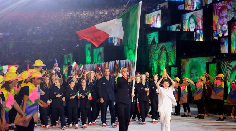 sementes dos atletas dos jogos olímpicos