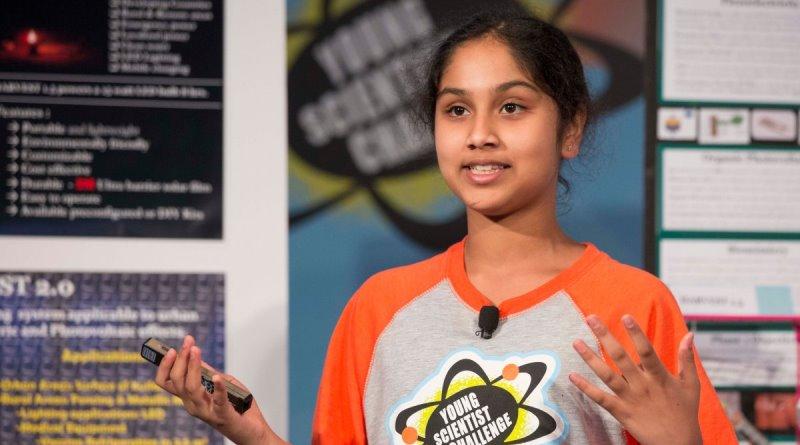 Jovem ganha prêmio ao criar dispositivo de apenas 5 dólares que coleta energia solar e eólica
