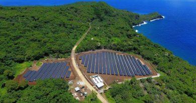 Toda energia usada em ilha no arquipélago de Samoa vem de painéis solares