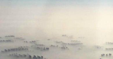 Chineses enfrentam caos com a poluição do ar