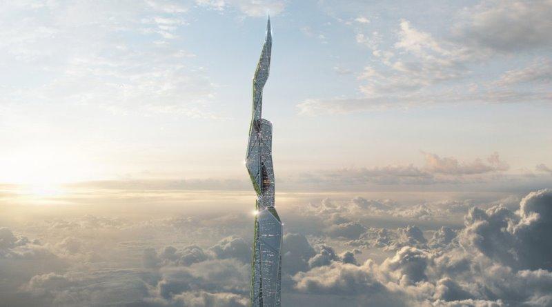 Em 50 anos, prédios terão fachada que reduzirá poluição do ar