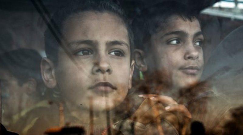 Mundo registra número histórico de refugiados: 22,5 milhões de pessoas