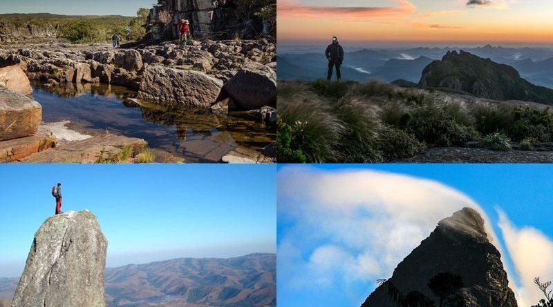 """Projeto """"10 picos, 10 travessias"""" convida brasileiros a conhecer os parques nacionais do país"""