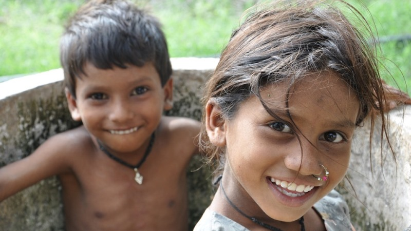 generosidade traz felicidade