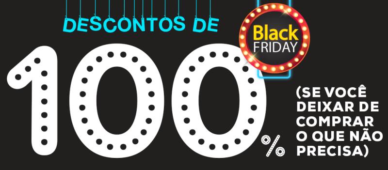 Black Friday: a guerrilha de marketing para o consumo inconsciente