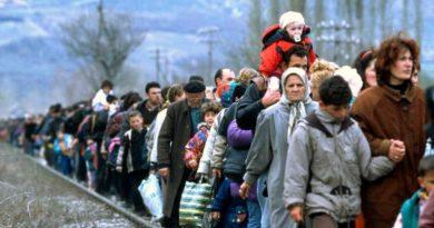 clima refugiados