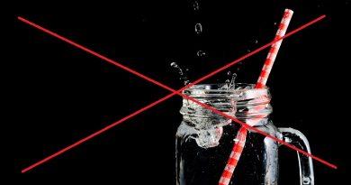 Nova York quer proibir uso de canudos plásticos