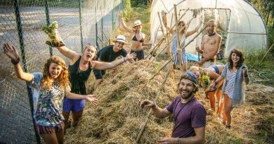 Organic Farms: estadia de graça e trabalho voluntário - viajando ao redor do mundo com as mãos na terra